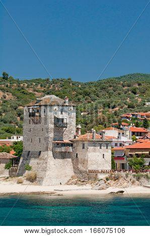 Uranopolis Tower