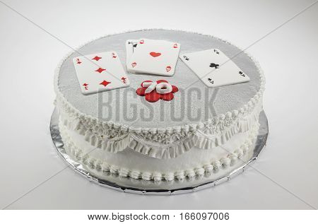 Happy 70 Birthday Cake