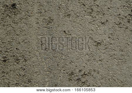 Focused texture of dark shadow asphalt on road