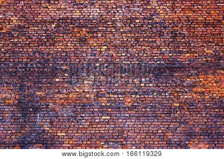 Old Brick Wall, Retro Background Texture Masonry