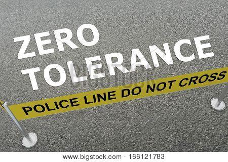 Zero Tolerance Concept