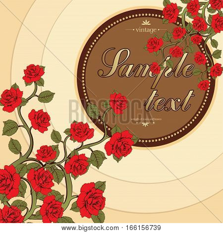 Flower Card, Flower Bouquet Of Roses, Cover, Flower Frame, Banner, Flower Border, Flower Frame For P