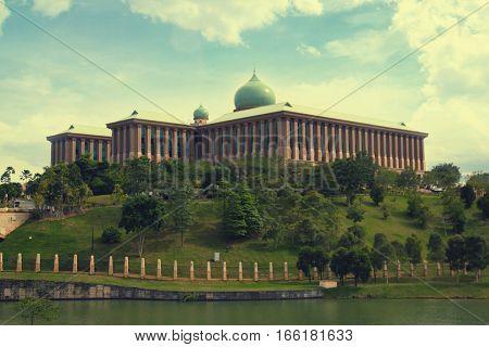 Modern Architecture Of Putrajaya, Malaysia