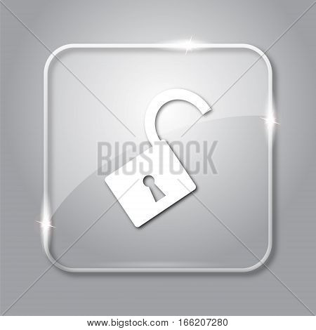 Open Lock Icon
