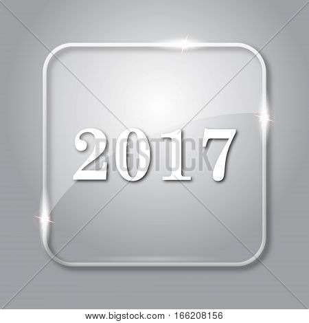 Year 2017 Icon