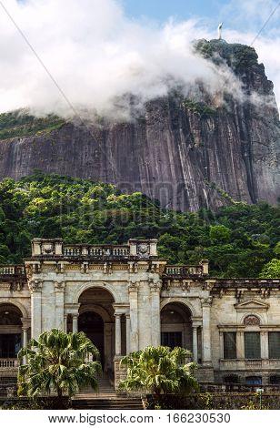 School Of Visual Arts Of Rio De Janeiro, Brazil