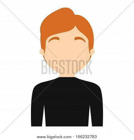 character man elegant fashion vector illustration eps 10