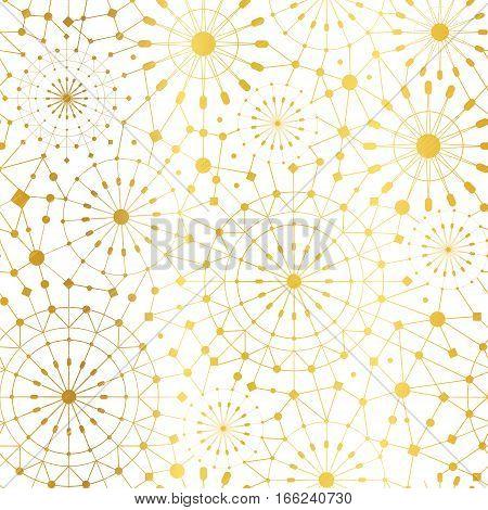 Vector Y Foto Vector Golden White Prueba Gratis Bigstock