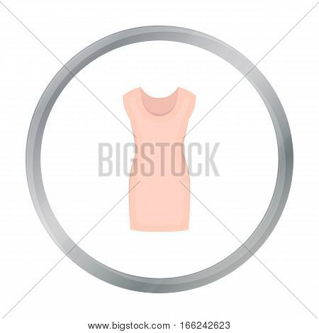Tunic icon of vector illustration for web and mobile design - stock vector