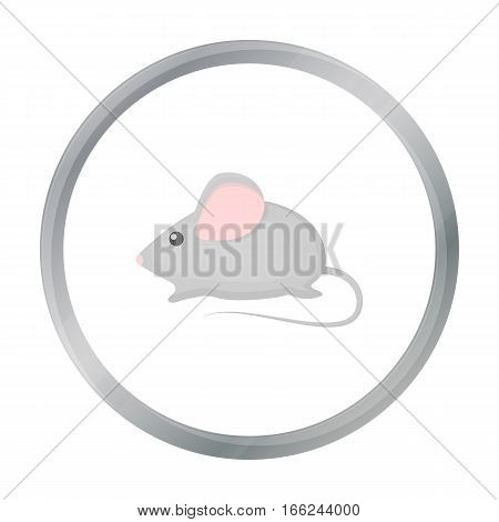 House mouse icon of vector illustration for web and mobile design - stock vector