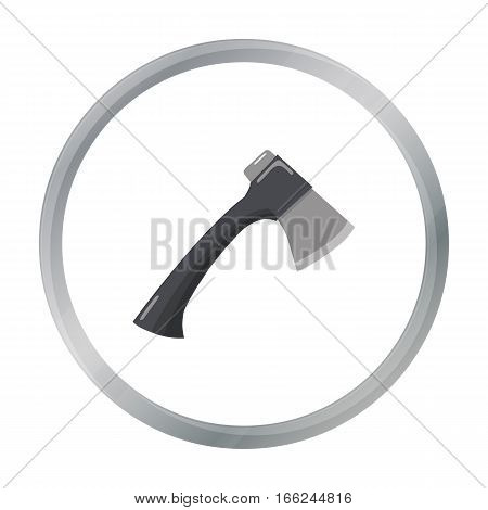 Axe icon of vector illustration for web and mobile design - stock vector