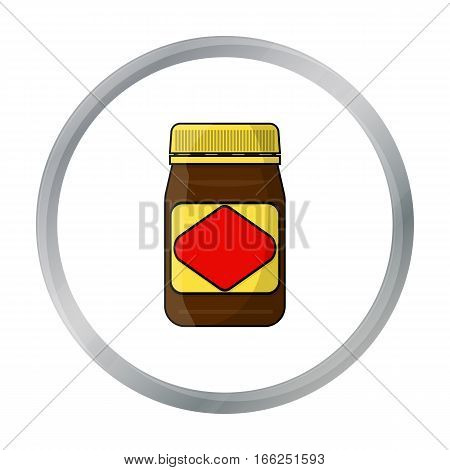 Australian food spread icon in cartoon design isolated on white background. Australia symbol stock vector illustration. - stock vector
