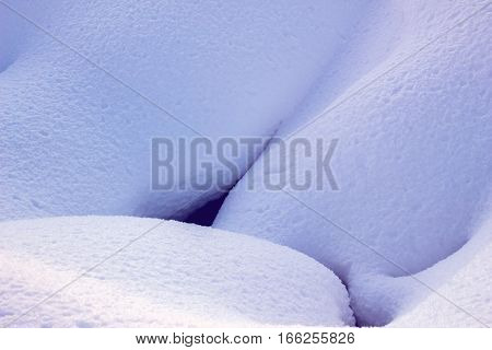 Drifts Of Snow, Images Of Snow Natural Phenomenon
