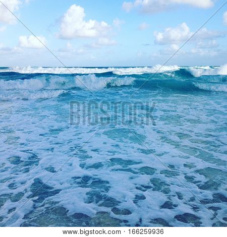 Tropical Water Waves