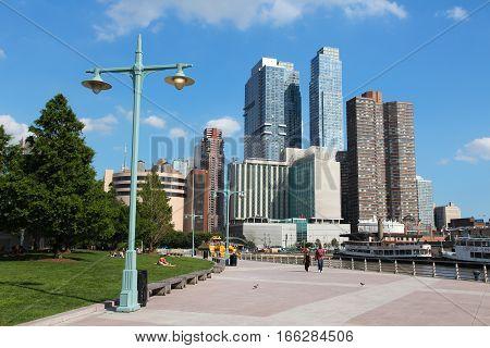 New York Riverfront