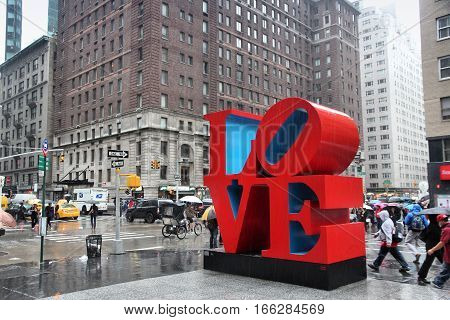 Love, New York