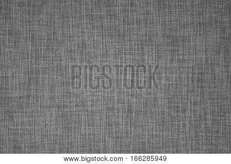 Dark gray fabric for background, cotton textile