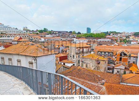 In Vila Nova De Gaia