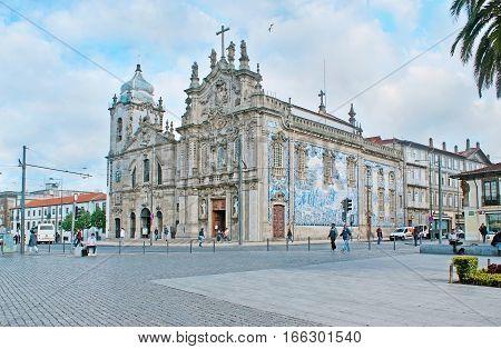 The Churches Of Porto