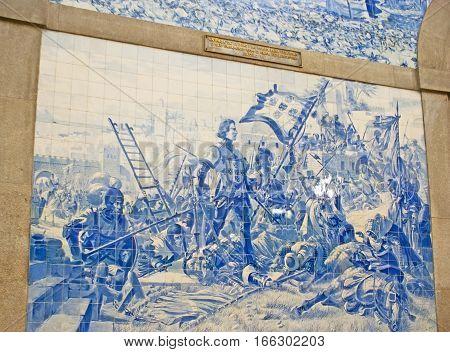 The Conquest Of Ceuta