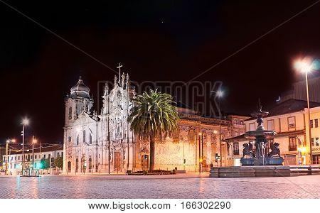 The Gomes Teixeira Square