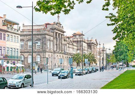 The Urban Street
