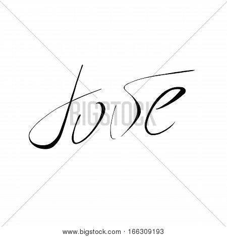 Handwriting. Vintage Hand Drawn Draft Background. Hand Write Vector Text