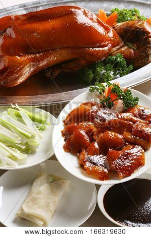 Peking Duck, A China's Most Famous Dish