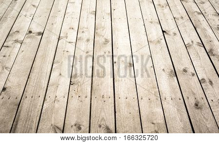 Natural Wooden Floor. Background