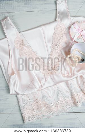 Women's sleepwear nachnushka on a white background