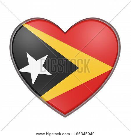 Timor-leste Heart