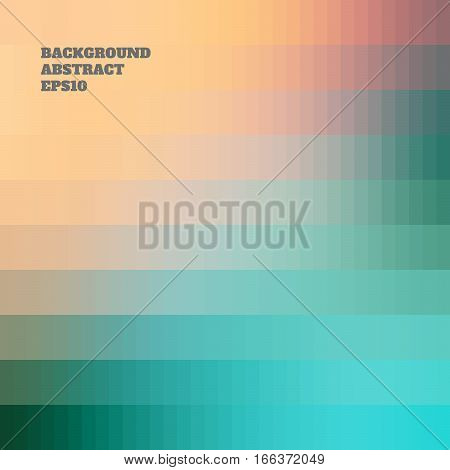 Abstract Background Of Geometric Shapes In Contrasting Shades Of Colors.