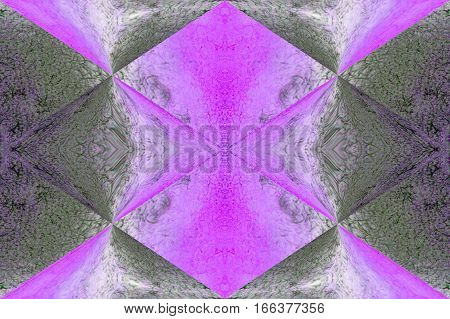 Rhombus shape geometric abstract background.Digitally generated image