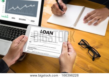Business Support  Commercial Loan , Document And Agreement Signing