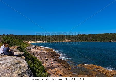La Perouse Beach in Sydney Australia.Jan 24,2017 La Perouse is a fascinating and beautiful historic area named after French navigator La Perouse, who arrived on Bare Island in 1788 as part of his explorations of the Pacific.