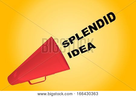 Splendid Idea Concept