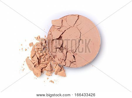Beige Crashed Face Powde