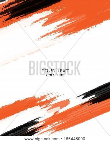 Grungy vector background. Templates for brochures, annual reports. Eps10