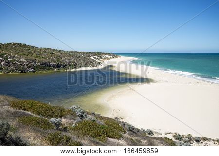 Moore River Ocean Beach