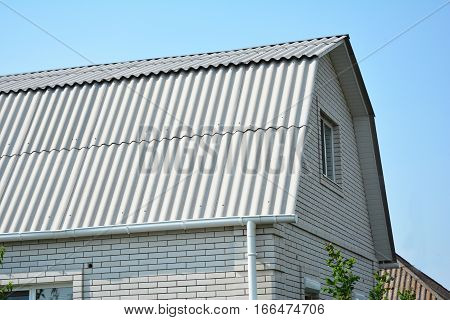 White Roofs Bring Cool Savings. For homes in warm climates white roofs aka cool roofs can reduce air conditioning costs by up to 20 percent.