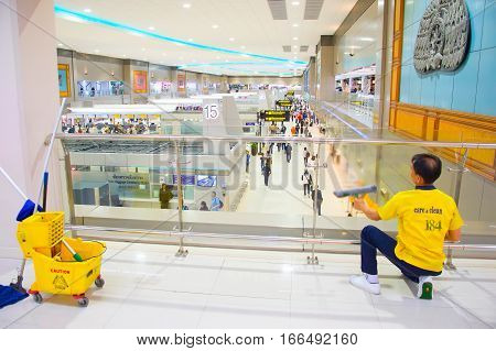 Airport Cleaning Service
