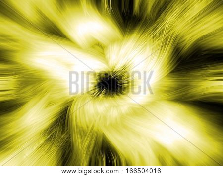 Abstract gold background lines and round texture