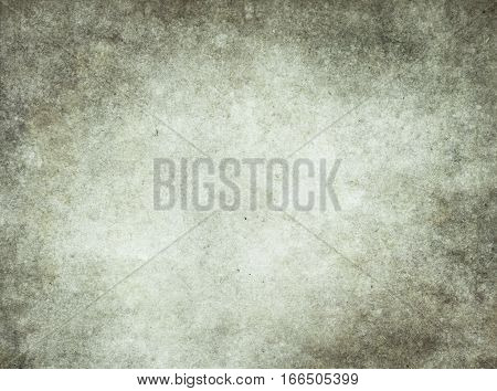 Aged and grunge paper background. Rustic paper texture for the design.