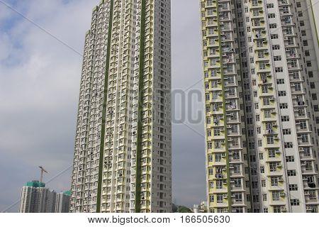 On Tat Estate At Kowloon