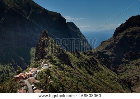 Masca, Tenerife, Canary, Espana