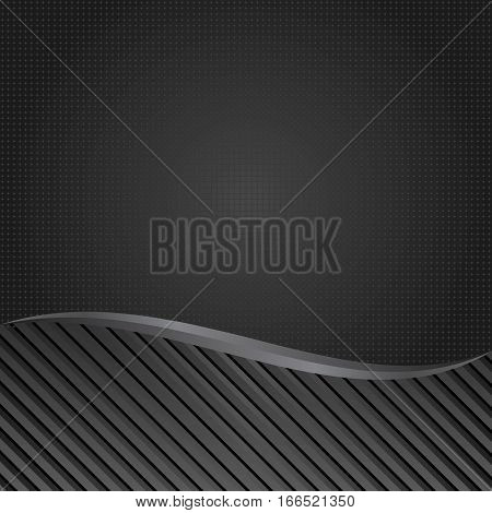 abstract textured background with copy space - vector illustration
