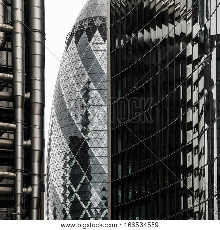 City Of London Landmarks