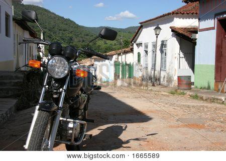 Goias Velho Motorcycle