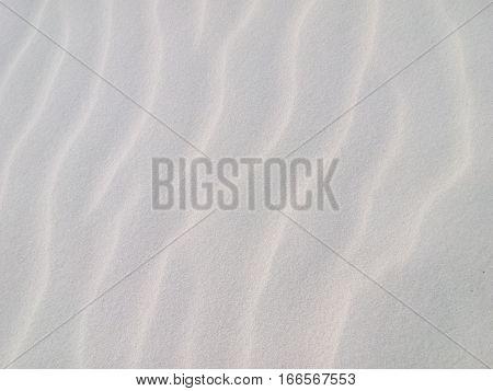 Arena de las playas de Cancún, Quintana Roo, México