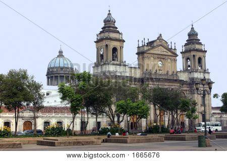 Kathedrale von Guatemala-Stadt